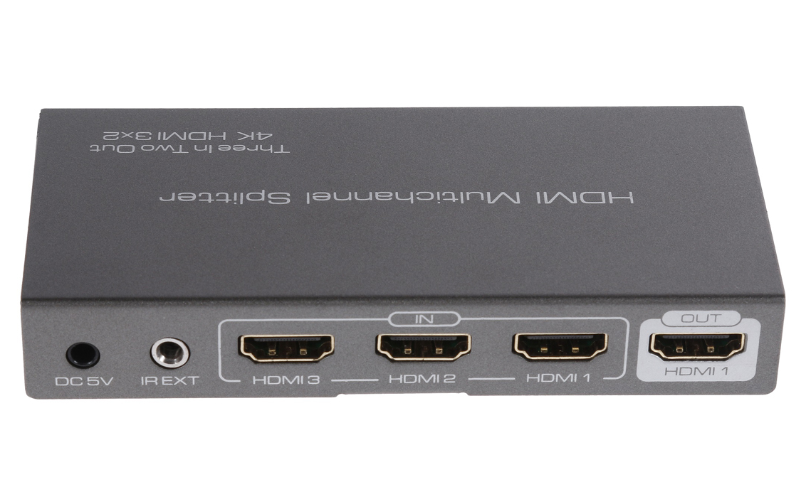3x2 HDMI Switch...